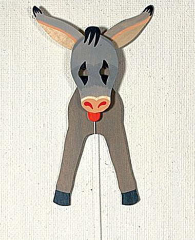 Hampel-Esel, 28 cm