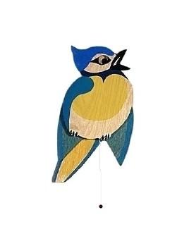Hampel-Blaumeise, 29 cm