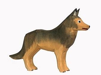 Hirtenhund, 10,5 cm (Typ 2)