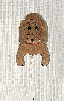 Hampel-Dackel, 27 cm