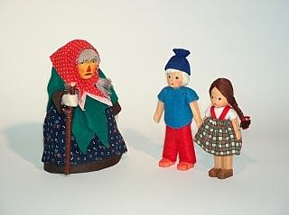 Gretel, 8,5 cm