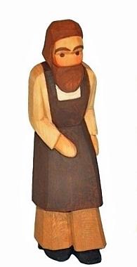 Josef, laufend, 11,5 cm (Typ 1)
