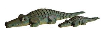 Set: Krokodil, groß und klein (Typ 1)