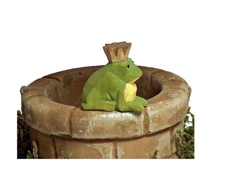 Froschkönig, 1,5 cm *
