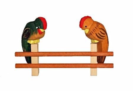 Hühnchen und Hähnchen (Typ 2)