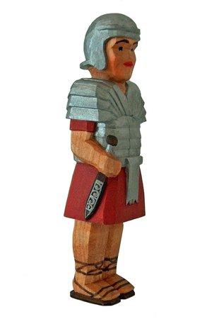 Römischer Soldat, stehend, 12,5 cm (Typ 1)