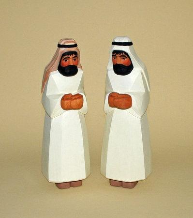 Beduine, stehend, 24 cm (Typ 2)