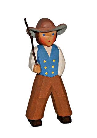 Shepherd boy, 16 cm (Type 2 )