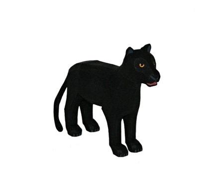 Schwarzer Panther, 7 cm (Typ 1)