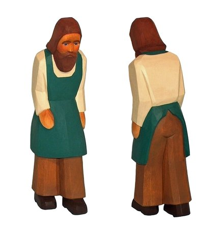 Josef, laufend, 24 cm (Typ 2)
